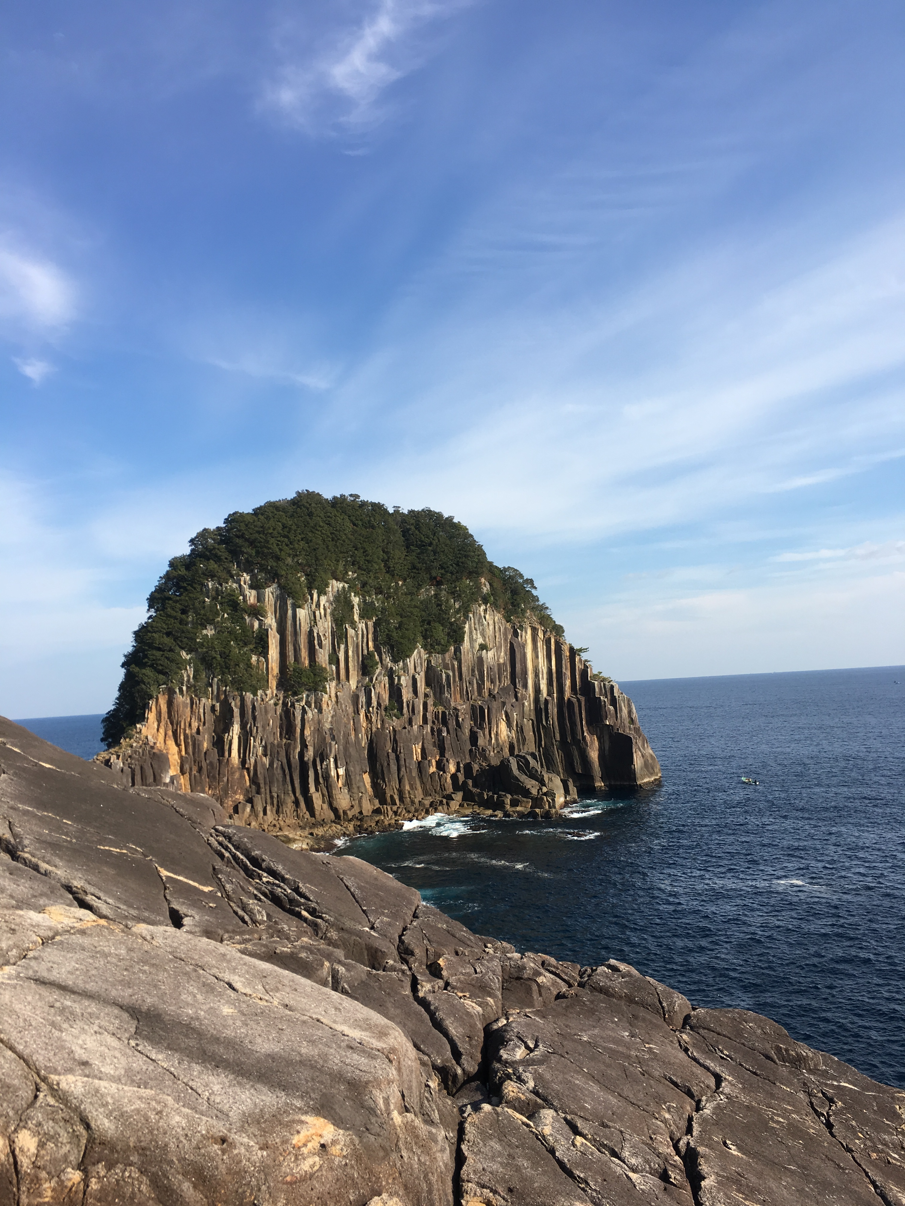 楯ヶ崎とかナサ崎でのんびりクライミングツアー 2017冬 前編