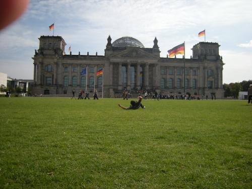 ベルリン失敗