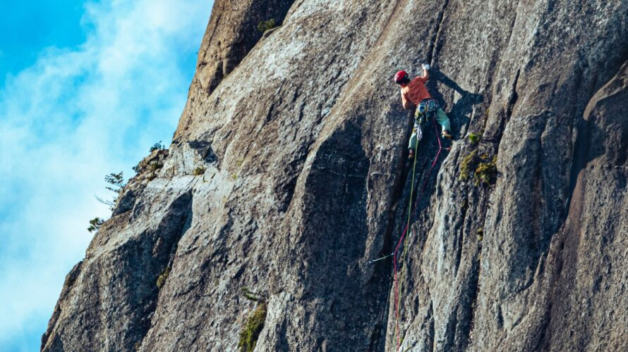 雨にやられつつ、瑞牆で登った 21年6~8月