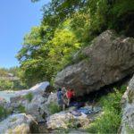 2ヶ月ぶりの岩、4年ぶりの御岳