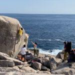 「Rock summit in KISHIRA 2020」 鹿児島でボルダリングイベント