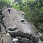 19年GW名張・鳳来ツアー、いかさま師がついに登れた